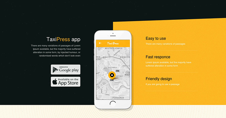 TaxiPress Taxi Company - Taxi Booking WordPress Theme Review