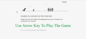 No Internet Dinosaur Game Play Now