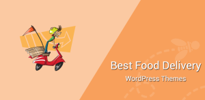 Best Food Delivery WordPress Theme