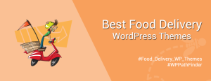 Food Delivery WP Themes