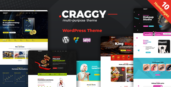 restaurant food delivery wordpress theme
