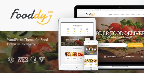 foody wp theme