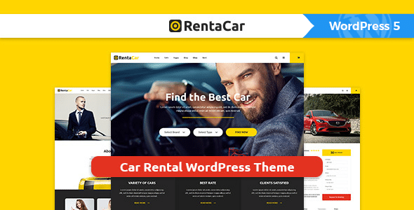 car listing wordpress theme