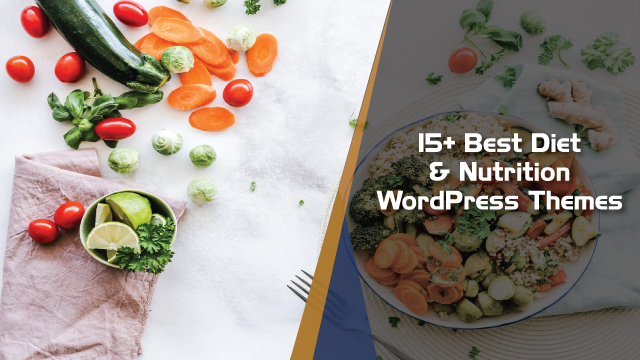 best diet & nutrition wordpress theme