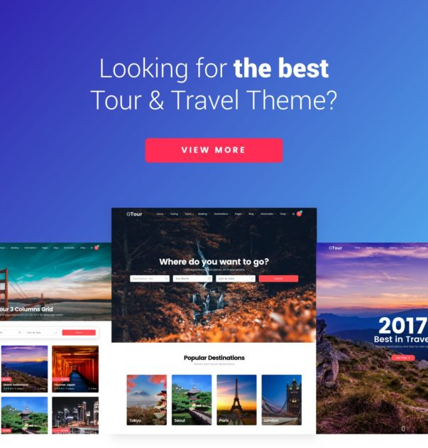 Altair Travel Agency WordPress
