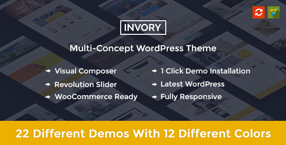 Invory Pool Clearing WordPress Theme