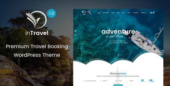 Travel Community Fullly functional WordPress Theme
