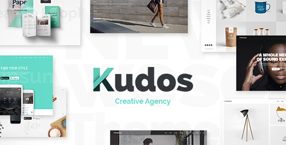 Kudos - Marketing Agency Theme