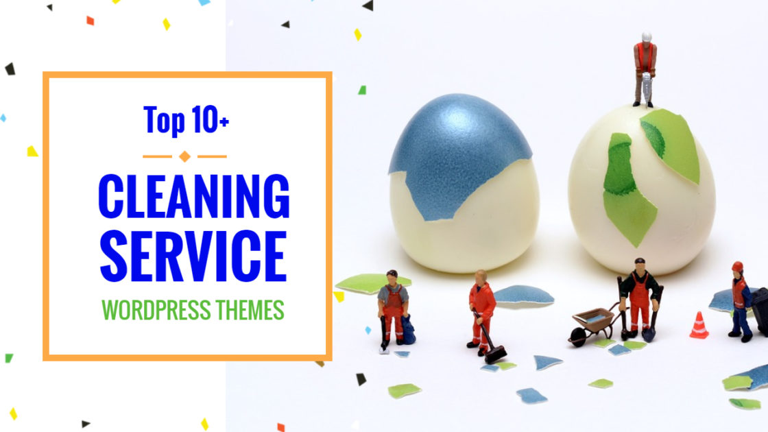 best cleaning service wordpress themes list