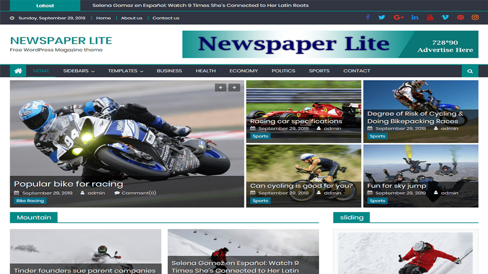 Best-Newspaper-WordPress-Theme