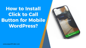 How do I make my phone number clickable in WordPress?