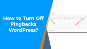 how to turn off pingbacks in wordpress-01
